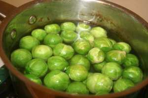 Everyone buys sprouts at Christmas, but few people do anything other than boil them to death