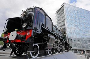 FRANCE - exposition Orient Express IMA