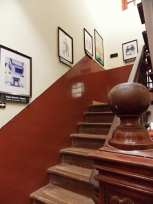 Staircase transporting visitors into India's past!