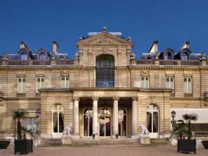 Jacquemart-Andre's mansion house