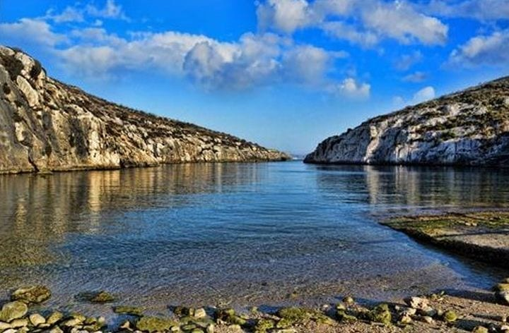 MalDia 11 (01-10-14) Mgarr_ix_Xini_in_Gozo By the Sea