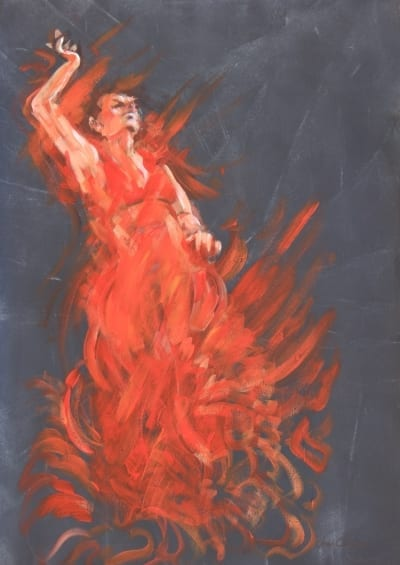 Red Flamenco 14lr