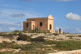 the small chapel at Armier