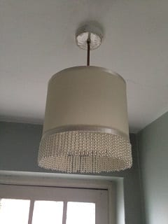 Upcycling - Lampshade