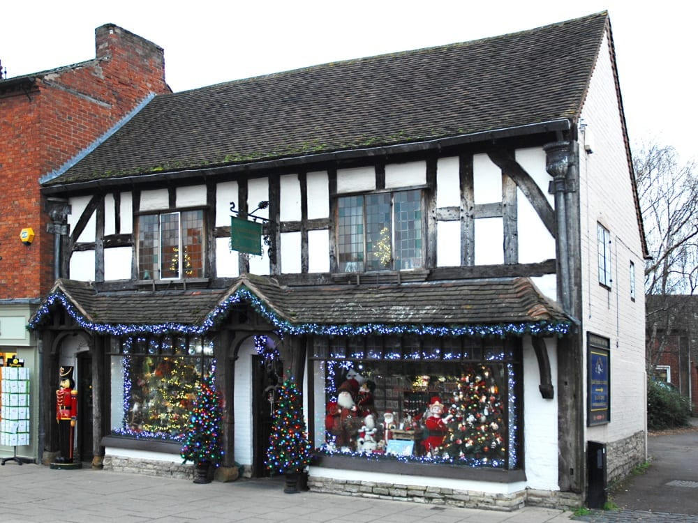 All year round Christmas shop