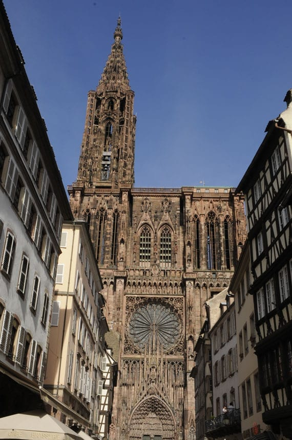 1 Strasbourg Cathedral