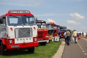 Lorry enthusiasts dream