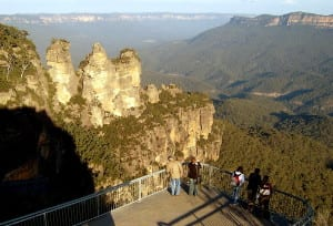 Blue Mountains 3 Sisters