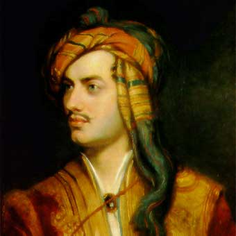 Lord Byron - hated Malta and the Valletta streets.