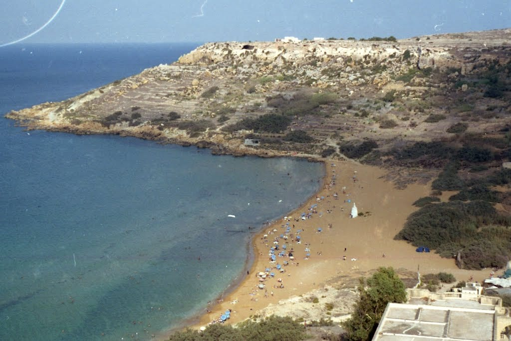 MalDia 09 (09-09-15) A general view of the golden sands of Ramla Bay
