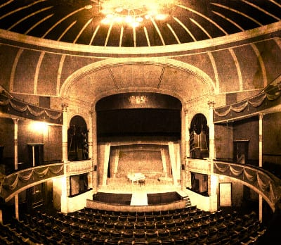 monthly ghost tours include the Upper Circle. The Royal Hippodrome is one of the most haunted theatres in the south of England