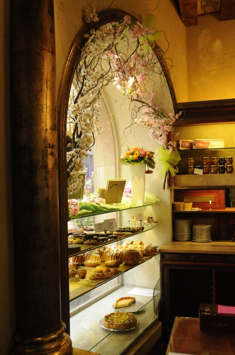 Christian_ pastry shop