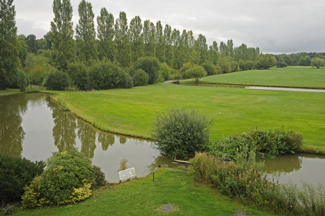 Dolce Chantilly golf course