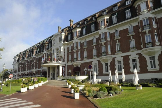 The Westminster, the iconic hotel in Le Touquet