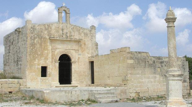 The-Hal-Millieri-Chapel-at-Zejtun.