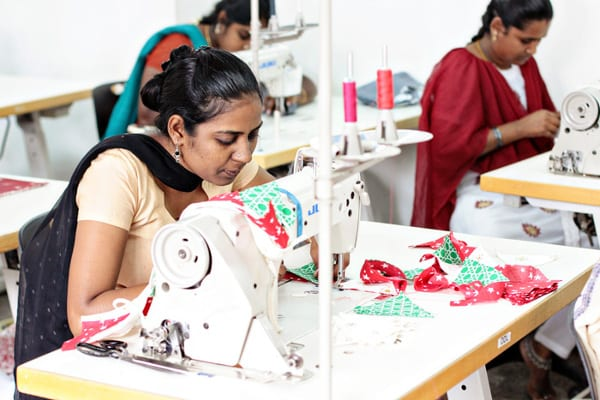 Providing opportunities for a career in textiles
