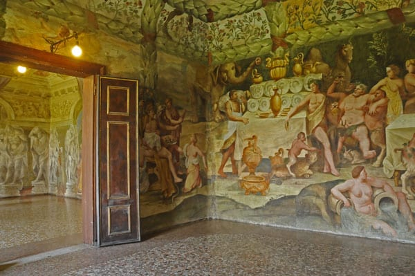 Room of Villa Contarini