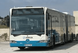 Arriva's disastrous bendy buses.
