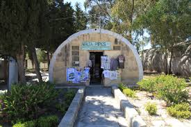 Ta' Qali Crafts Village - in a dilapidated state