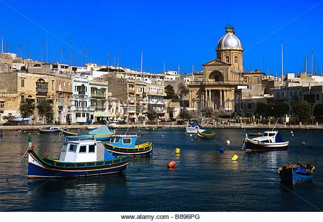 Kalkara today