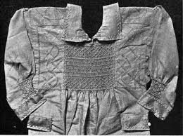 styles of smocking