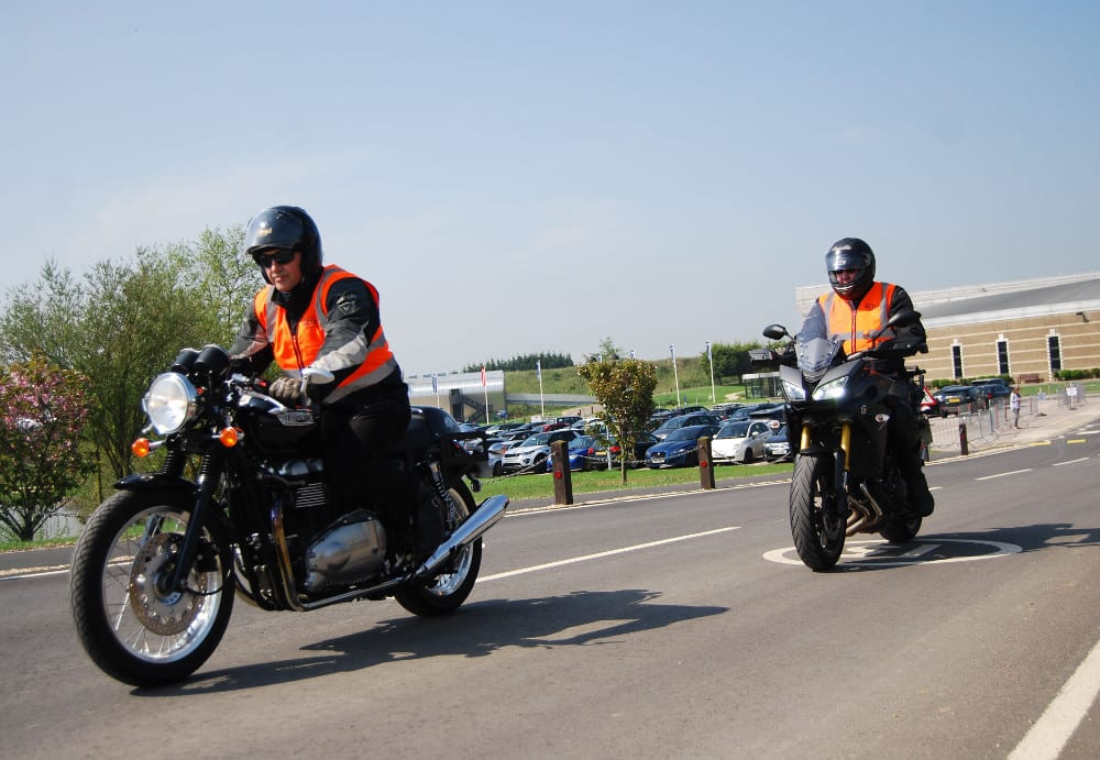 Motorcycle Skills Workshop Gaydon