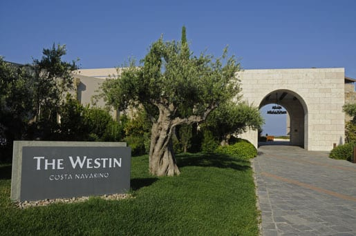 4- The Westin Costa Navarino