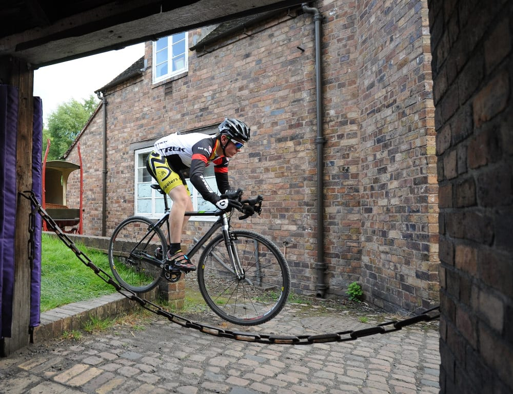 Cyclo-Cross at Blists Hill Victorian Town