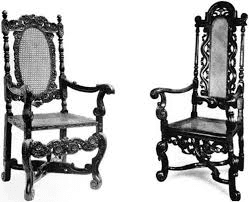 Charles II furniture