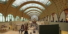 Main Hall of the Musee d@Orsay