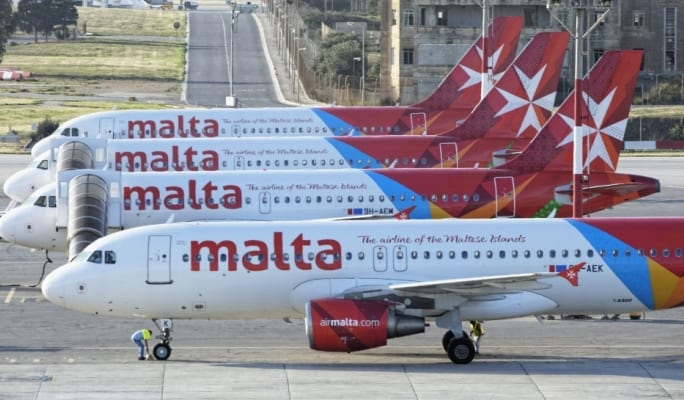 In 2016, Vulcan bombers replaced by Air Malta fleet bringing record number of tourists to Malta.