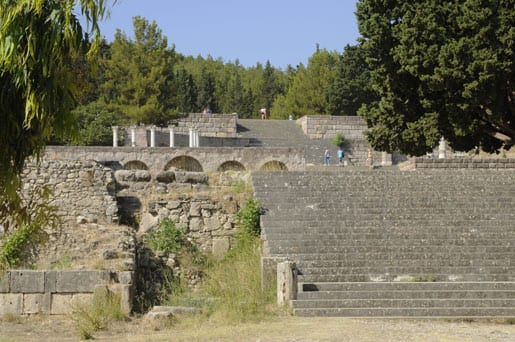 Asclepeion site