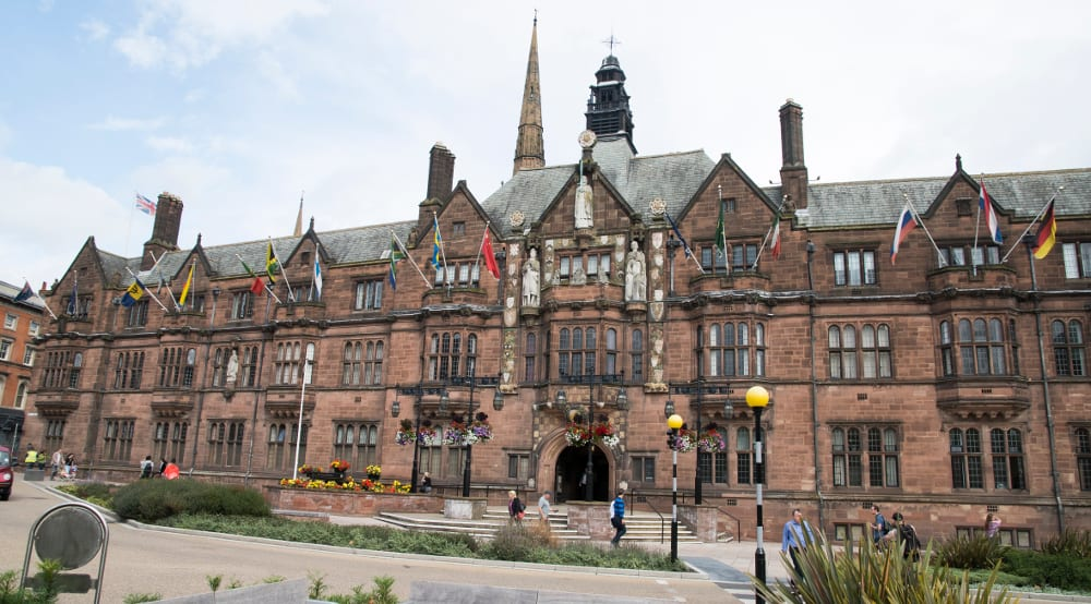 Coventry Council House,