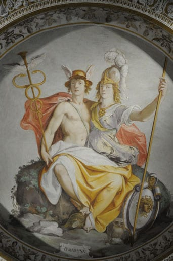 Hermes-and-Athena-two-gods-two-bodies-but-only-two-legs