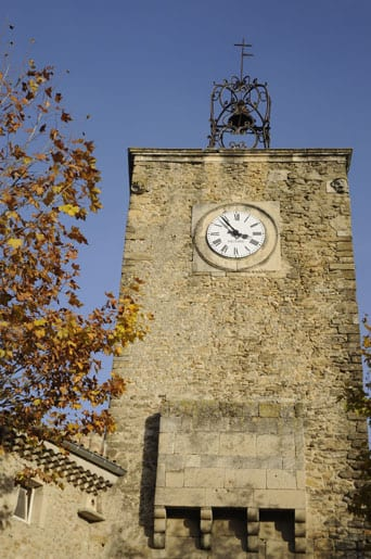 Richerenches-Bell-Tower