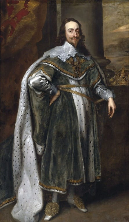 Englands-King-Charles-I-was-executed.