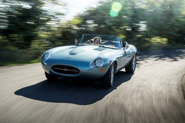 Eagle E-Type Spyder GT, Kent Photo: James Lipman / jameslipman.com