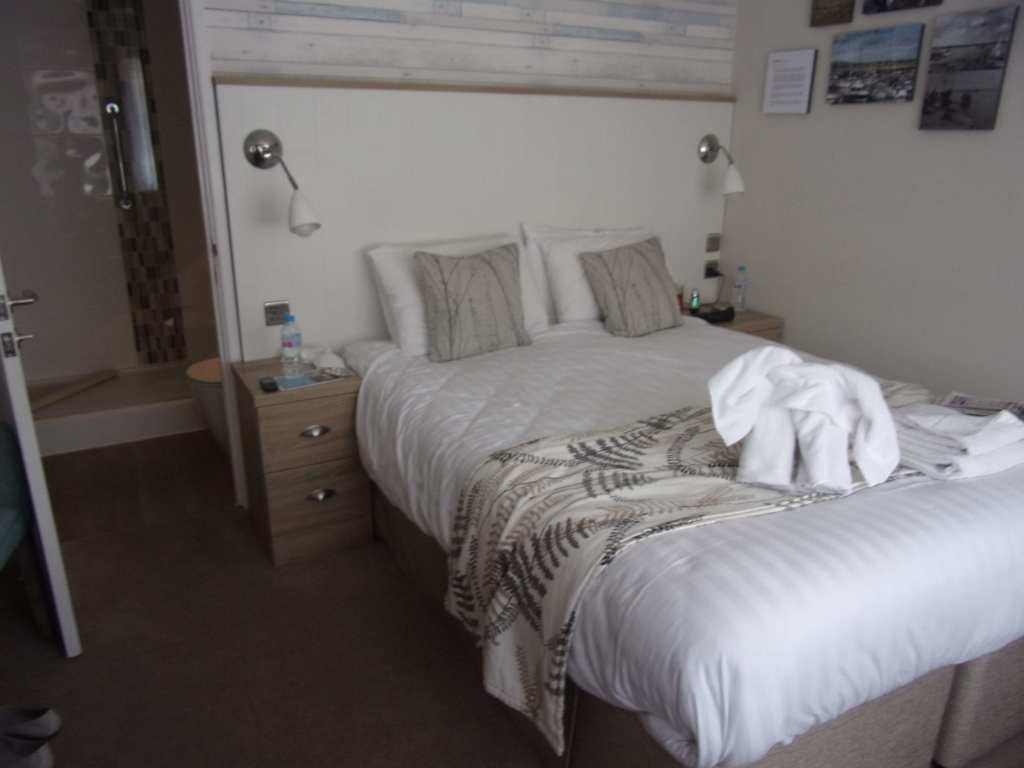 Our refurbished bedroom
