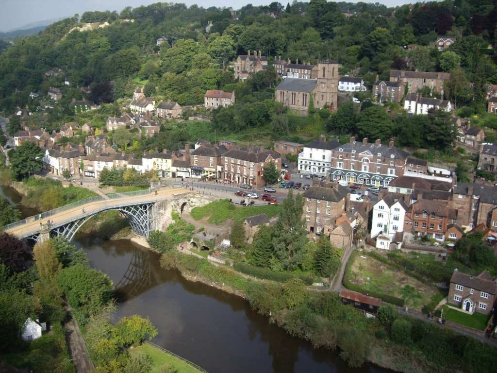 Pic Ironbridge Gorge