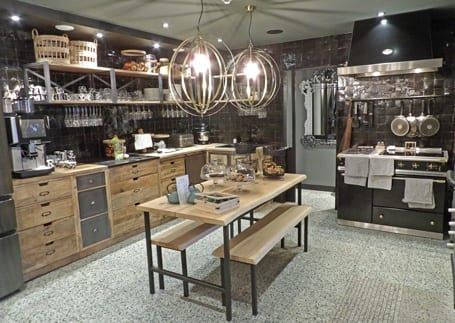 Maisons du Monde the open kitchen