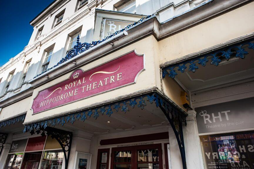 Royal Hippodrome Theatre Eastbourne