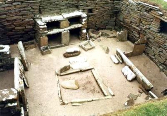 MalDia Early Neolithic bed