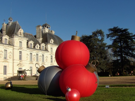 Christmas at Chateau de Cheverny