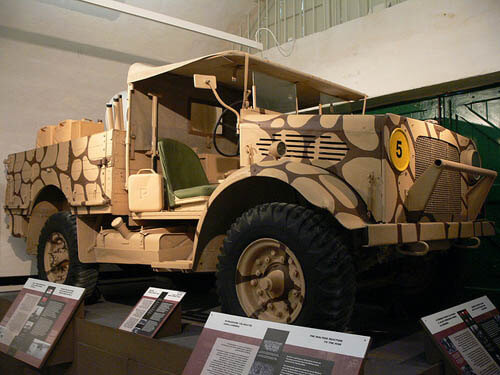 MalDia The jeep used by US President Theodore Roosevelt when he visited Malta in WWII on his way to Yalta