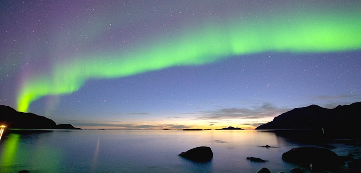 Northern Lights Cruise and Maritime Voyages