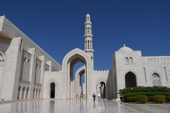 Sultan Qaboos Grand Mosque of Muscat