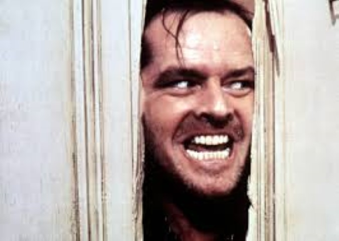 Another Caretaker Jack Nicholson in The Shining