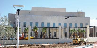 MalDia Todays US Embassy in Malta My office was the middle window maybe today the office of the US Ambassador to Malta