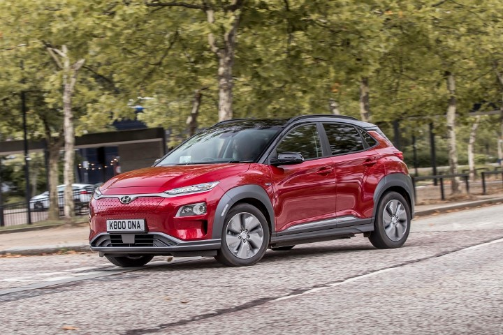 hyundai kona electric aug