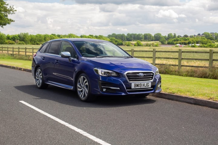Levorg i GT Lineartronic Small